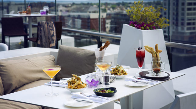 Win a Nespresso Machine and a Meal for Two at The 5 Star Marker Hotel's Rooftop Bar & Terrace to Celebrate the Launch of Nespresso's Barista Creations for Ice – This Competition is Closed