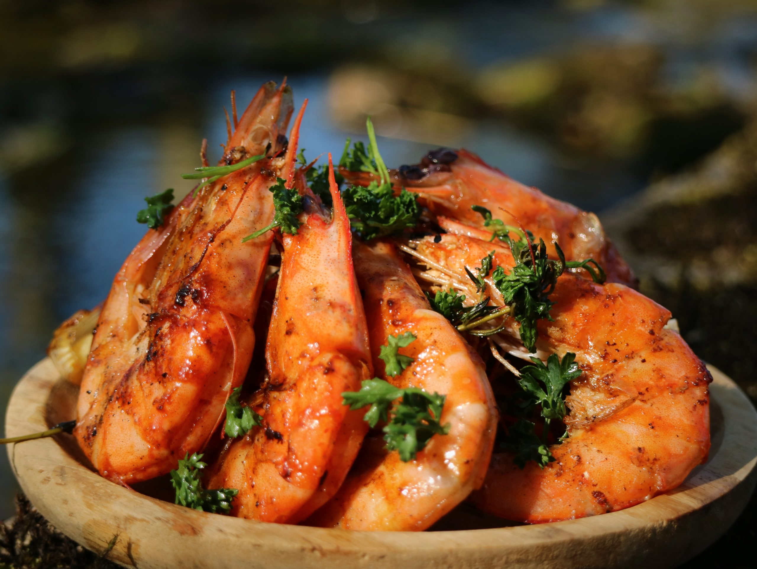 Prawns Al Ajillo Recipe by Chef Jeeny Maltese