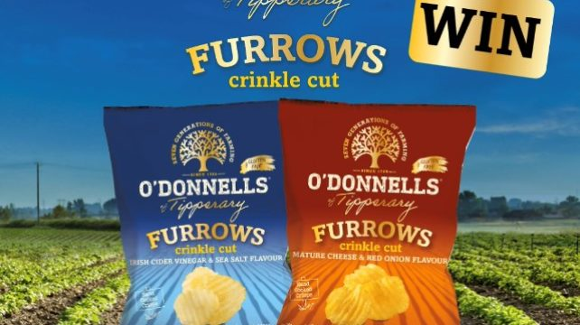 Win a Box of O'Donnells Furrows & a One4All €100 Gift Card