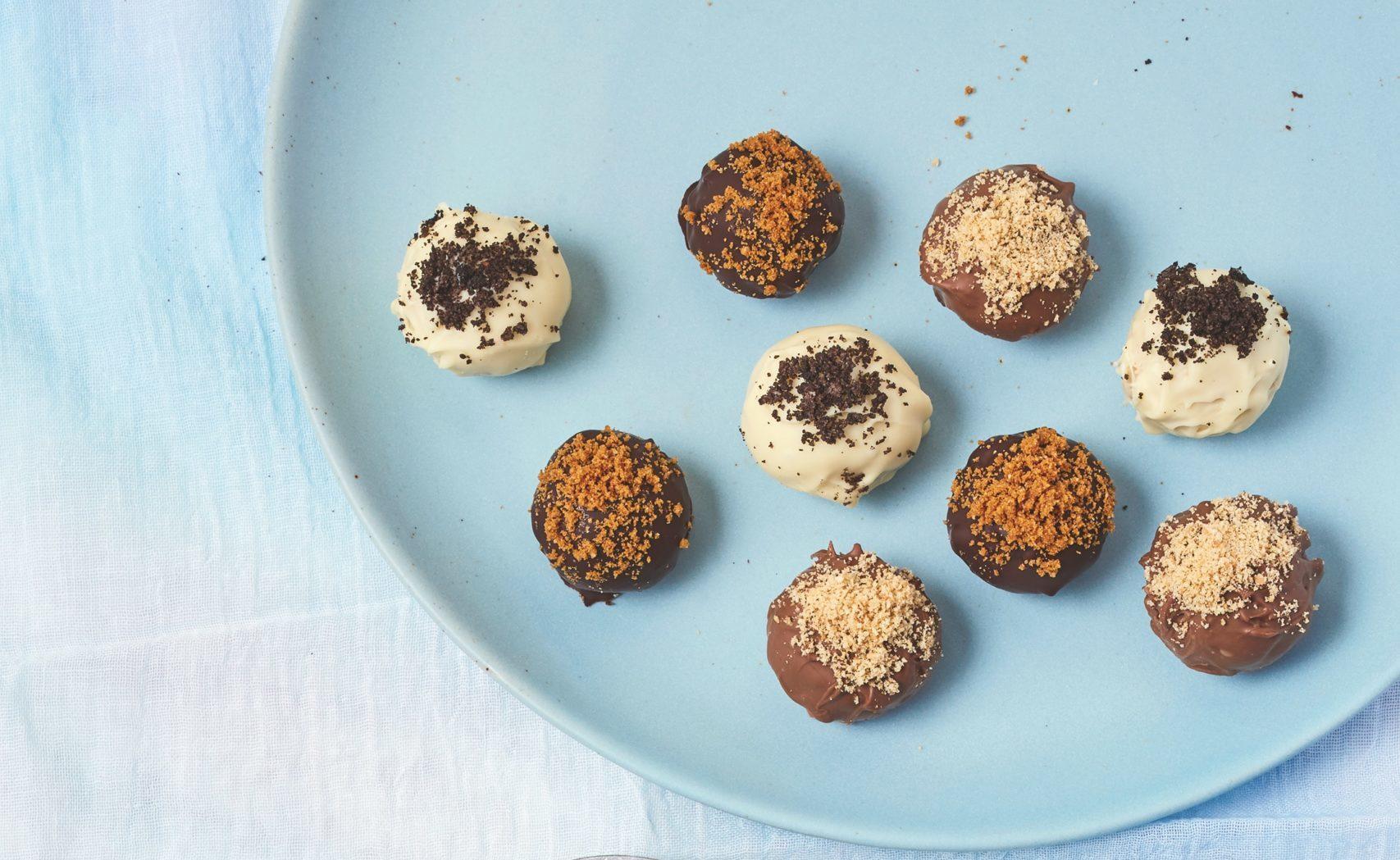 Cheesecake Truffles Recipe by Jane's Patisserie