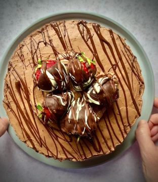 Super Easy Chocolate Cake Recipe by Imelda McCarron
